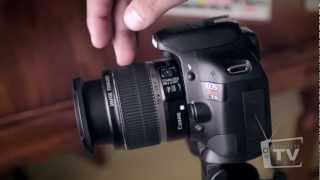 How to use your Canon 500D,550D,600D,T1i,T2i,T3i,Kissx3,kissx4