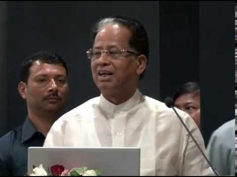 ASSAM CM, Shri Tarun Gogoi's speech at the 19'th Annual Press Conference of FINER , Guwahati, Assam.