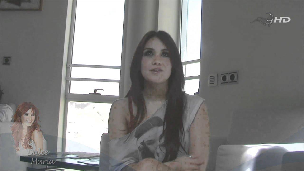 entrevista dulce maria:
