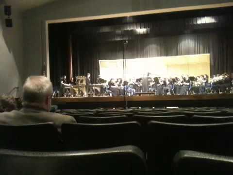 Oak Grove High School Wind Ensemble - El Camino Real by Alf