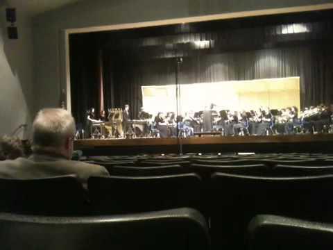 Oak Grove High School Wind Ensemble - El Camino Real by Alf