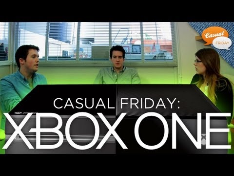 So, About that Xbox One.... - CASUAL FRIDAY