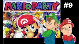 Mario Party - Part 9 - THERE'S A SNAKE IN MY ASS - Super BlastN Bros
