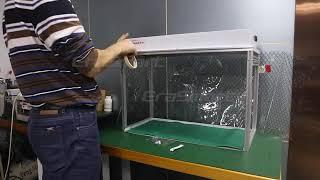 Repair Machine Cleaning Room Dust Free Room Work Table Phone LCD!!!whatsapp:+8613824315897