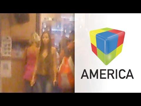 María del Mar se defendió de la polémica foto en el shopping