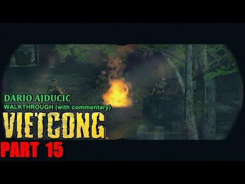 Vietcong - Part 15 (PC game - walkthrough) Prisoner Rescue