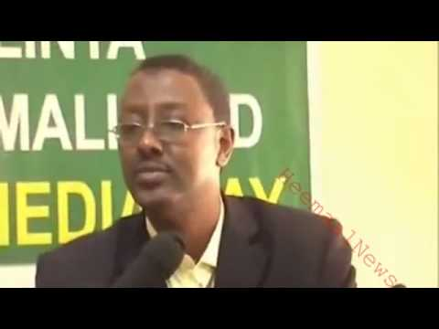 Somaliland Qadiyadadii Mugdi Bay Gashay Buubaa