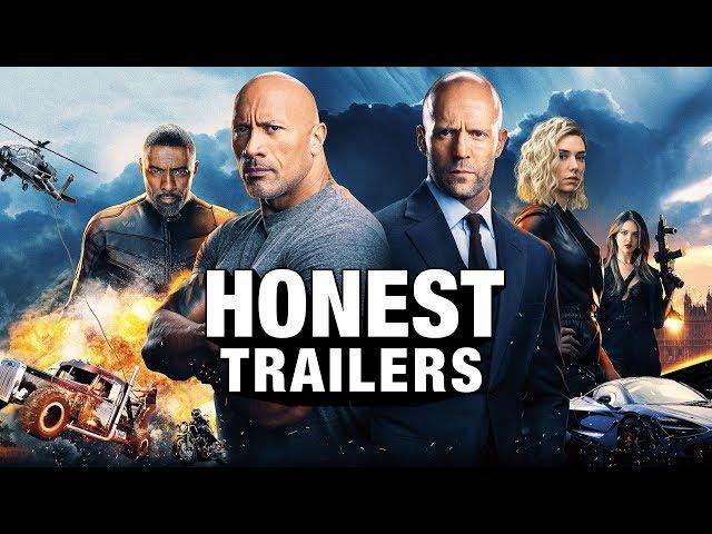 Honest Trailers | Hobbs & Shaw thumbnail