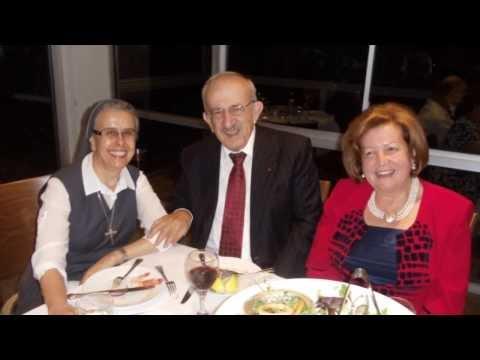 Members and Friends of the Maronite Catholic Society الرابطة المارونية