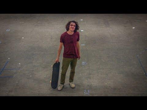 Minute Man - Bruno Abspoel in Skatepark Utrecht