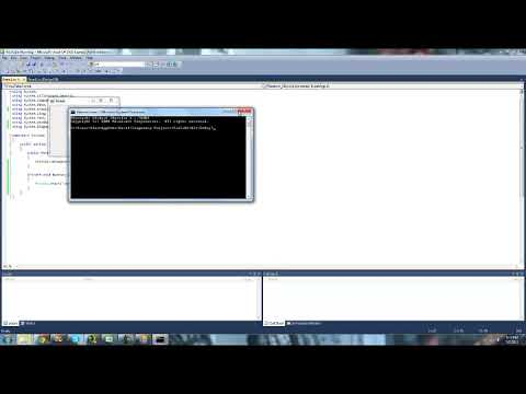 C# Beginners Tutorial   63   Process Class pt 1  Computer tips and triks pro