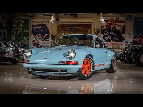 1991 Porsche 911, Reimagined by Singer - Jay Leno's Garage klip izle