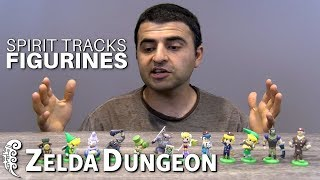 Spirit Tracks Figurines