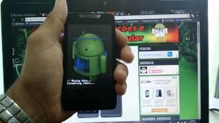 Hard Reset no Motorola XT918 Razr D1 e D3 remover senha email conta google