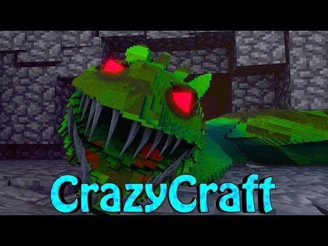 Minecraft   Crazy Craft 2.0 - OreSpawn Modded Survival Ep 170 -