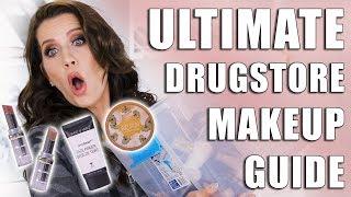 ULTIMATE DRUGSTORE MAKEUP GUIDE