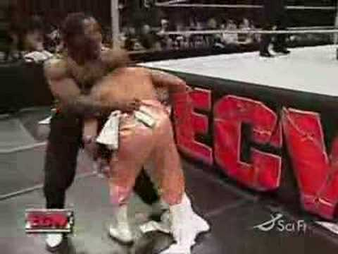 CM Punk Turns Heel on ECW Music Videos