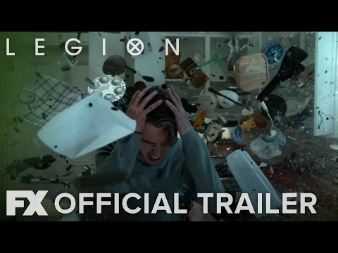 Legion Official Trailer #1 [HD] | An Original Series From FX and Marvel