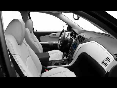 2010 Chevrolet Traverse Video