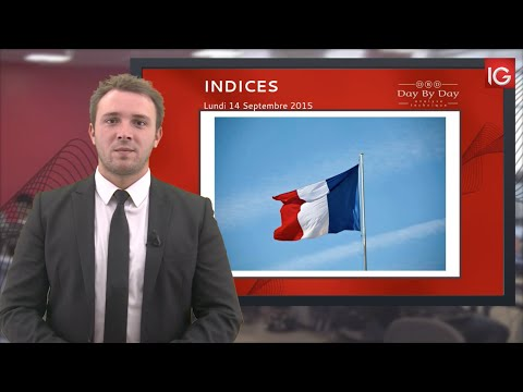 Bourse - CAC40, poursuit sa consolidation - IG 14.09.2015
