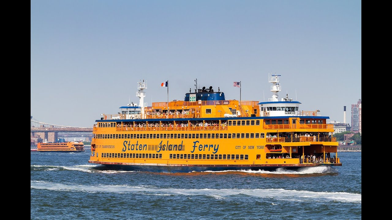 Is The Staten Island Ferry Free To Ride