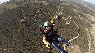 Parapente à Megress Setif Algerie - Fares Aichi -