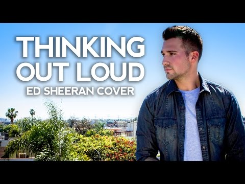 Ed Sheeran - Thinking Out Loud - Live Cover by @JamesMaslow