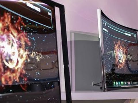 CNET Top 5 - Reasons not to buy a curved TV