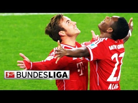 Unstoppable Bayern - The Mario Götze Show