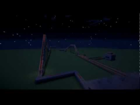 Minecraft: A Tour With The Rollercoaster