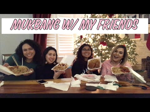 MUKBANG w Friends: Who Knows Who Best?