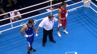 Boxing  Olympic tournament  London 2012  Day 6 Part 2