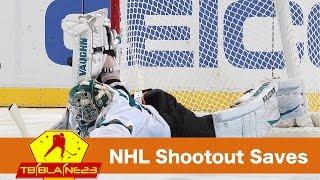 NHL Shootout Saves
