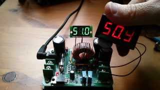 Review: 2-Wire LED Voltmeter takes 5v to 120v DC Supply Voltage