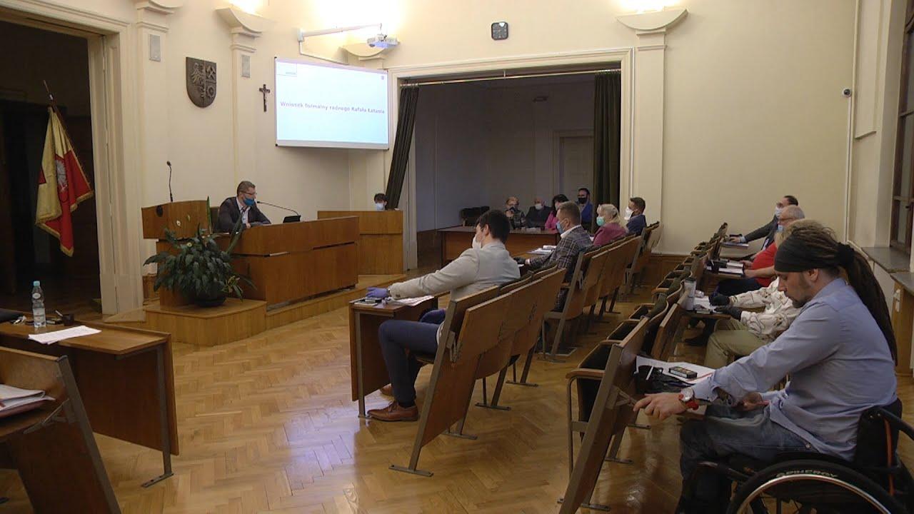 XXVI sesja Rady Miejskiej, część II