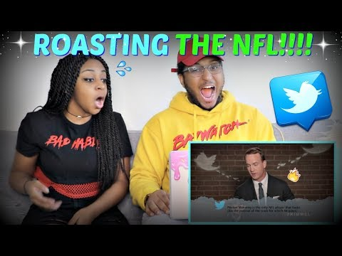In today's Episode of Couples Reacts we react to Mean Tweets - NFL Edition #3 and Manning got the worst roast lol Original Video Link: https://www.youtube.com/watch?v=maaWSIlDizs MAKE SURE...