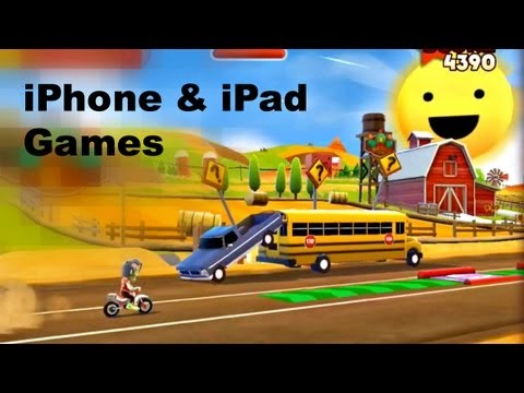 New iPhone & iPad Games for 2013