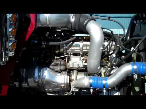 Detroit DD15 560hp@1850ft/lb w/ 07 Emissions