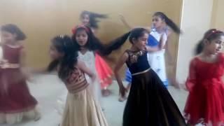 Dance Video ll Kids Dance ll Baby Doll ll Choreography by Sushma Singh ll