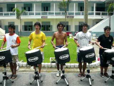 TDC 2009 China Fish Drumline-Act.1-All of my heart