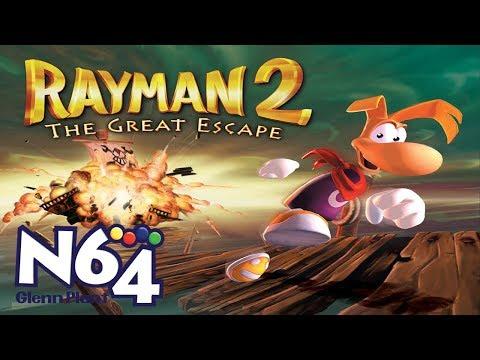 Rayman 2 - Nintendo 64 Review - HD