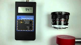 Radioactive Lens -- Canon FD 17mm f/4 S.S.C.