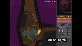 RotMG: Shatters Speed Run 10:46;29 + a Crown at the end