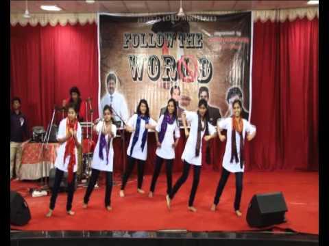 YOUTH DANCE- TU HI RAB HAI (YESHUA)