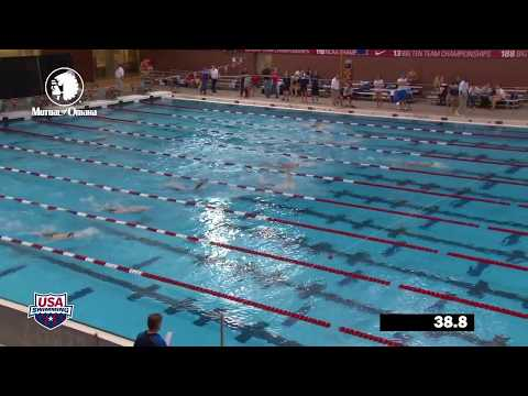 Men&#039;s 200m Backstroke A Final - 2012 Columbus Grand Prix