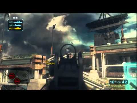 Battleship: Playthrough Part 2 (Xbox 360/PS3) (HD)