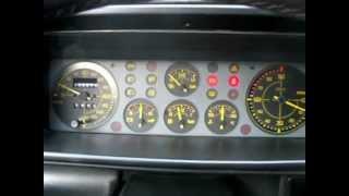 Lancia Delta EVOLUZIONE turbo integrale… engine sound