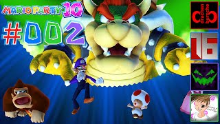MARIO PARTY 10 #002 Bowser Party ★ Let