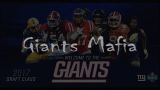 2017 Giants Draft Class Highlights