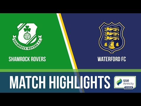 GW10: Shamrock Rovers 2-1 Waterford